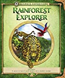 Ultimate Expeditions Rainforest Explorer: Includes 51 pieces to build 8 forest animals, and a removable diorama!