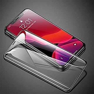 Baseus 0.3mm Full-screen and Full-glass Tempered Glass Film(2pcspack+Pasting Artifact) for iP XR/11 6.1inch(2019)Black
