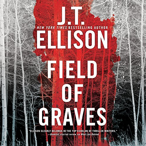 Field of Graves audiobook cover art