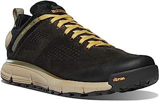 """حذاء المشي Gore-Tex 61287 Trail 2650 3"""" للرجال من Danner حذاء المشي لمسافات طويلة، أسود زيتوني/أصفر كتاني- 12 D"""
