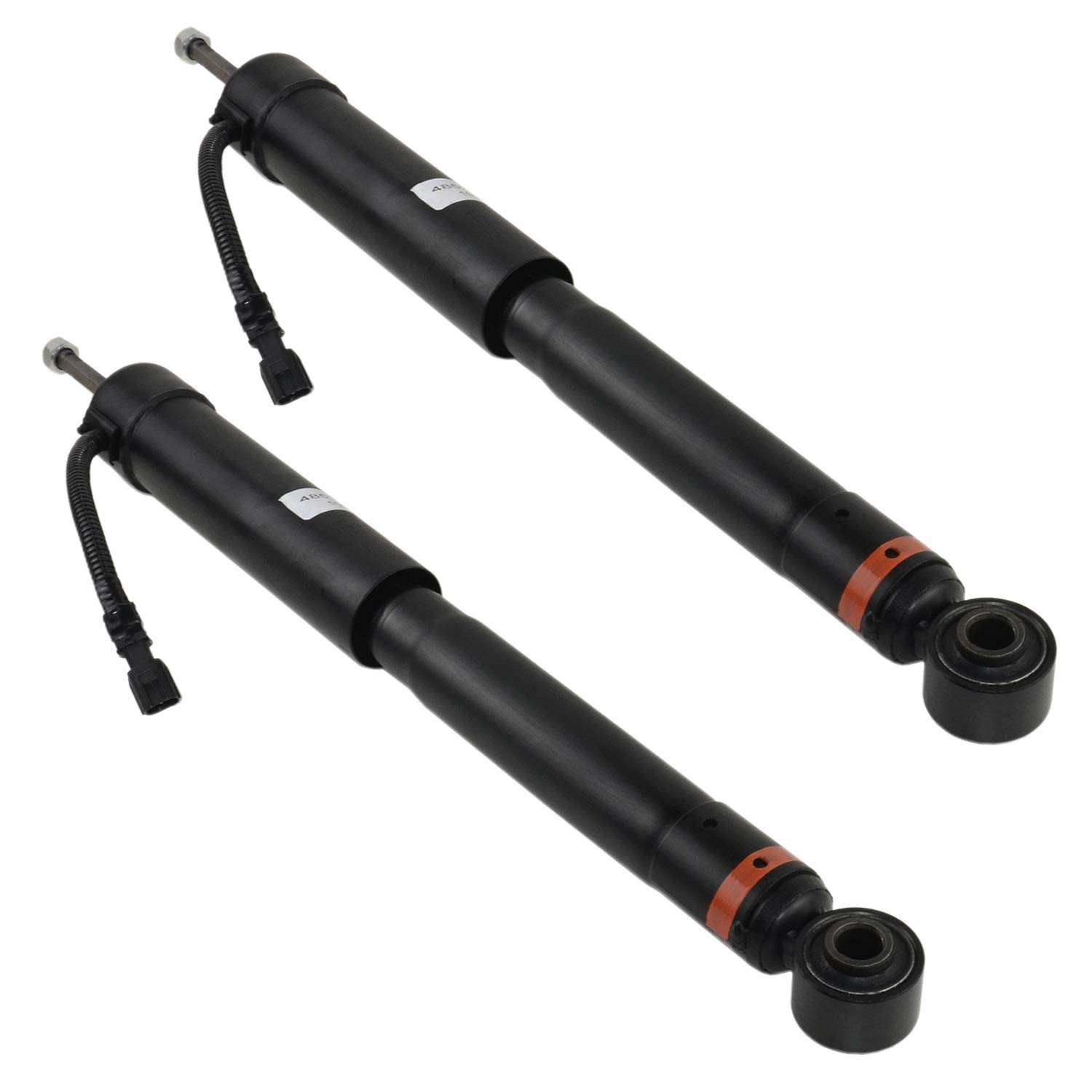 Koauto Left and Right Rear Shock Absorber Set For Toyota Land Cruiser Prado 120 2002-09 GX470 4.7L 2003-2009 48530-69485