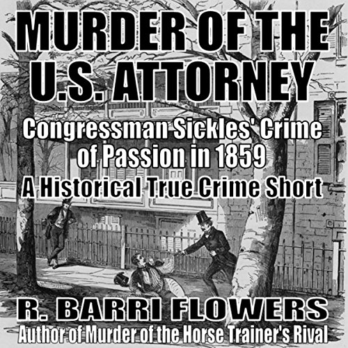 Murder of the U.S. Attorney  By  cover art