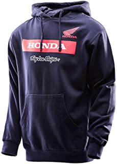 Troy Lee Designs Mens Official Licensed Honda Wing Block Pullover