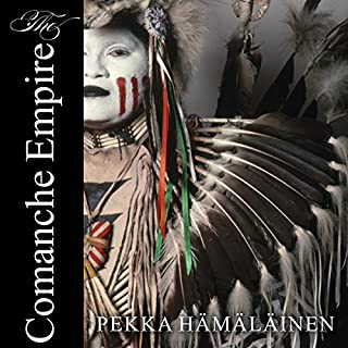 The Comanche Empire cover art