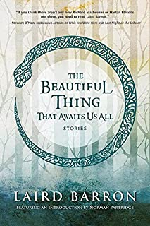 The Beautiful Thing That Awaits Us All: Stories by Barron, Laird (2014) Paperback