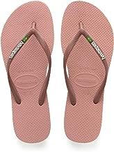 Havaianas Slim Brasil Logo Womens Flip Flop Sandals
