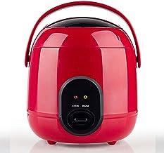Een Knop Elektrische Draagbare Enkele Dubbele 1.2L Multifunctionele Rijstkoker Huishoudelijke Voedselverwarmer Steamer Ver...