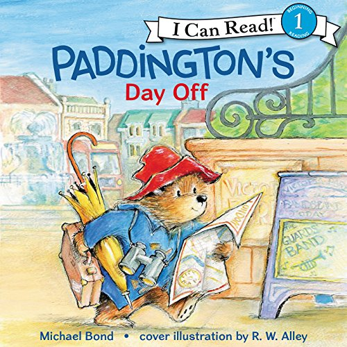 Paddington's Day Off cover art
