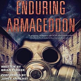 Enduring Armageddon audiobook cover art