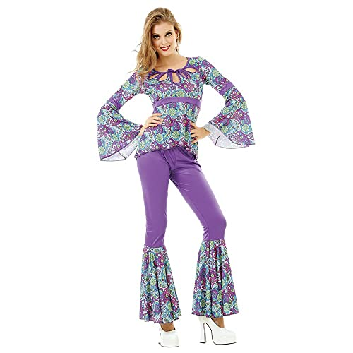 80b1471ea3b Disco Diva Women s Halloween Costume Foxy 70 s Night Fever Funky Boogie  Dancer