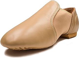 ARCLIBER Dance Jazz Slip-On Shoes for Women/Men