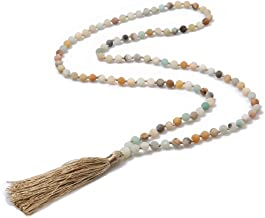 Best yoga beads necklace Reviews