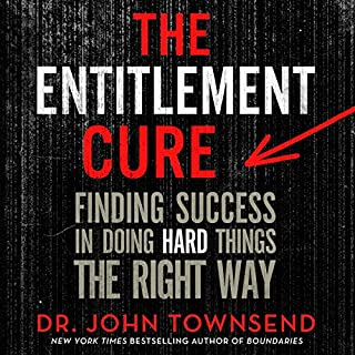 The Entitlement Cure cover art