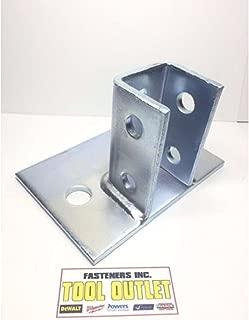 TNS STORE (#4769) P2941 Flush Post Base Mount for 1-5/8