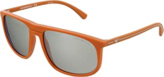 Emporio Armani Square Sunglasses For Men