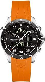 Hamilton Khaki Aviation Flight Timer Quartz Men's Quartz Watch H64554431