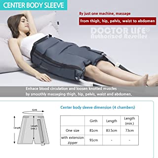 [DOCTOR LIFE] Optional Accessories - Does Not Include The Machine - **Centerbody Sleeve** ONLY