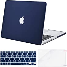 MOSISO Case Only Compatible with Older Version MacBook Pro Retina 13 inch (Models: A1502 & A1425) (Release 2015 - end 2012...