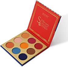 Starlight Goddess Eyeshadow Palette Docolor 9Color Eye Shadow Matte Highly Pigmented Makeup Palette