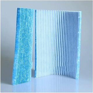 GOTOTOP Filtro in Spugna di Carbone da 4 Pezzi filtri di Ricambio in Spugna attivata dal Carbone per purificatore dAria