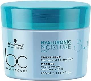 BC BONACURE Hyaluronic Moisture Kick Treatment, 6.7-Ounce