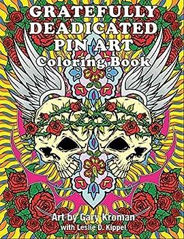 Gratefully Deadicated Pin Art  Coloring Book