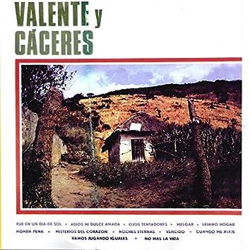 Valente y Cáceres