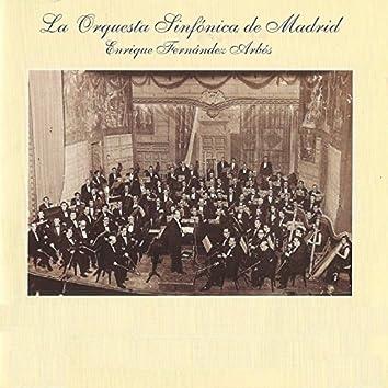 La Orquesta Sinfónica de Madrid