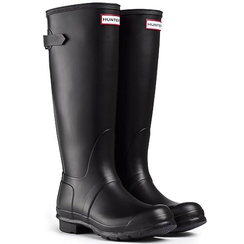 Womens Hunter Original Adjustable Back Wellington Winter Festival Boots 6c7f2bf3565