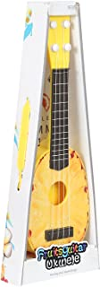 Fruit Shape Guitar For Kids - Yellow and Black