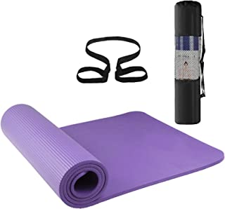 Lixada Yoga Mat - Friendly Eco Non-Slip Yoga Mat Exercise & Fitness Mat,Workout Mat for All Type of Yoga, Pilates and ...
