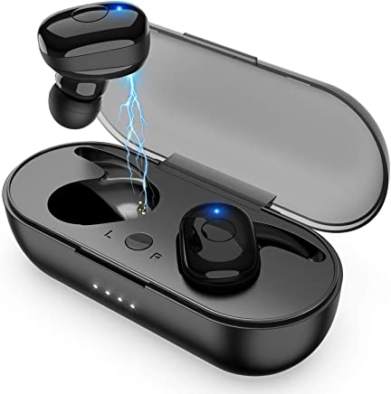 Wireless Earbuds, Bluetooth 5.0 Wireless Headphones,...