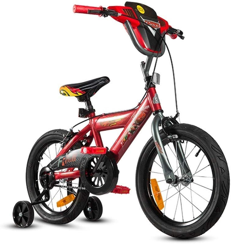 Kinderfahrrad Sonic Kids 12-Zoll-Laufrad, Kinderfahrrad Boy Bike 14 16-Zoll Racing Story Music Box Kinderfahrrad (Größe   B)