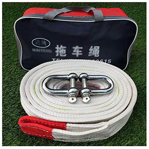 Why Should You Buy Tow Rope,Traction Rope Recovery Straps Hook Cord Pull,for SUV Car Trucks Vehicle ...