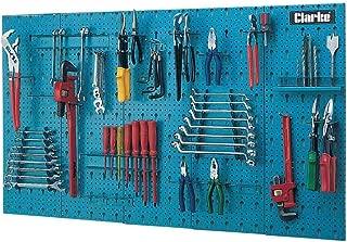 Clarke International - Tablero de pared para herramientas,