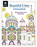 Adult Coloring Book: Rand McNally Beautiful Cities Coloring Book