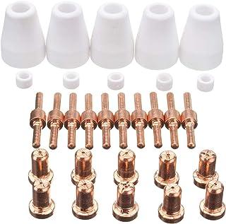 30 قطع الحركية الحركية البلازما القاطع المواد الاستهلاكية أجزاء سوبروجية عدة نصائح ل BPS40.
