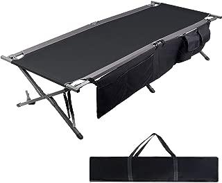 PORTAL Folding Portable Camping Cot 83