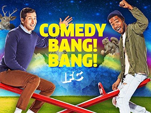 Comedy Bang! Bang! Season 4, Volume 3