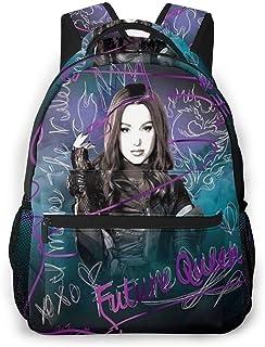Descendants 3 Fashion Multifunctional Waterproof Backpack Printed Drawstring Backpack