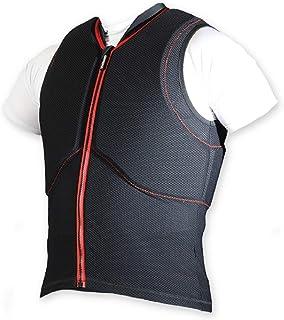 ORTHO MAX Vest   Gr.L   Unisex   Ärmellose Weste mit integriertem ORTHO MAX Rückenprotektor und Brust /Rippenschutz