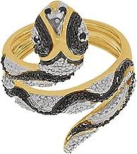 Best snake ring gold diamond Reviews