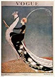 onthewall Vintage Vogue di aprile 1918 Poster Stampa Artistica