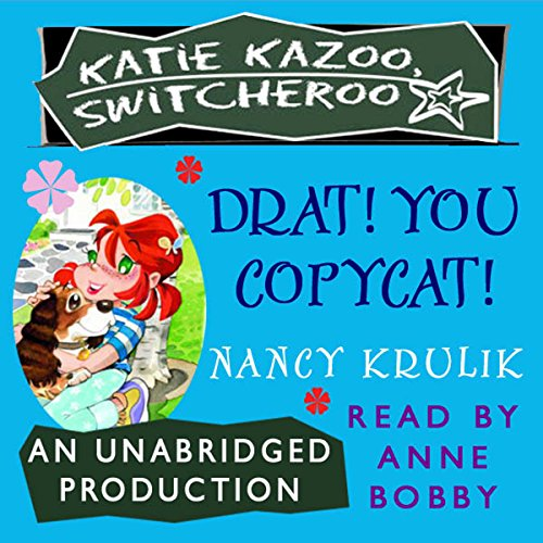 Katie Kazoo, Switcheroo #7 audiobook cover art
