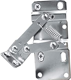 Rev-A-Shelf Pair of Hinges for Tip-Out Trays 16 or Longer - Chrome