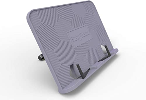 EasyRead – A4 Size (28 cms x 20.4cms) Portable Hands Free Reading Stand Holder for Books - Made in India.