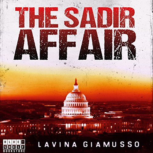 Washington DC: The Sadir Affair audiobook cover art
