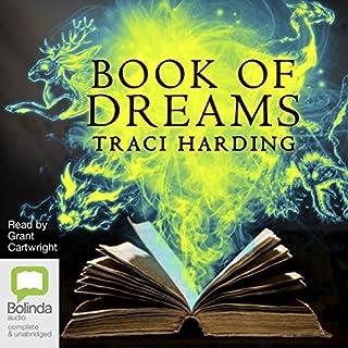 Book of Dreams audiobook cover art