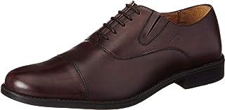 Amazon Brand - Arthur Harvey Men's Leather Formal Shoes