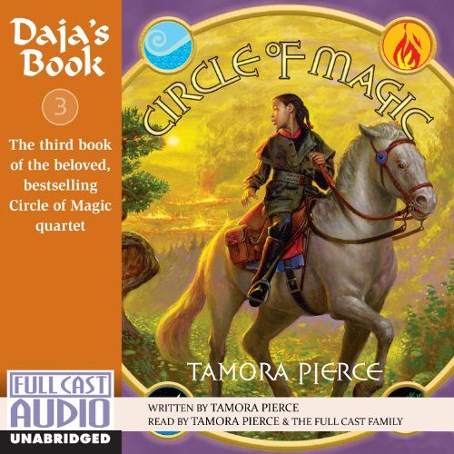 Daja's Book audiobook cover art